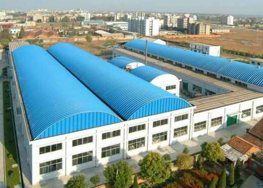 东阳钢结构缩小了建厂的资金